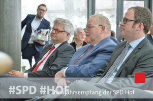 Neujahrsempfang der Hofer SPD