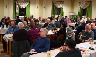 Veranstaltung: die Zukunft der Rente