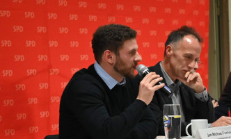 SPD Landratskandidat Jan Fischer