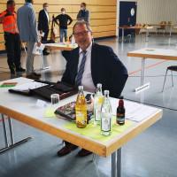 Kreisrat Jüregn Zinnert, 1. Bürgermeister Bad Berneck