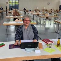 Kreisrätin Sonja Wagner, stellv. Fraktionsvorsitzende