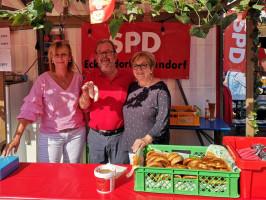 Marion Tost, Manfred Präcklein und Christa Tobert