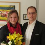 Personelle Unterstützung durch Mirjam Drechsel