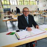 Kreisrat Stephan Unglaub, Fraktionsvorsitzender, weiterer stellvertretender Landrat