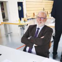 Kreisrat Harald Schlegel