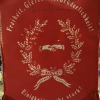 Traditionsfahne der SPD